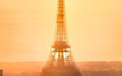 Paris Henge, sunset, coucher de soleil, Tour Eiffel, Eiffel Tower - © Aurore Alifanti Photographie - Photographe Paris, Voyage, Tourisme